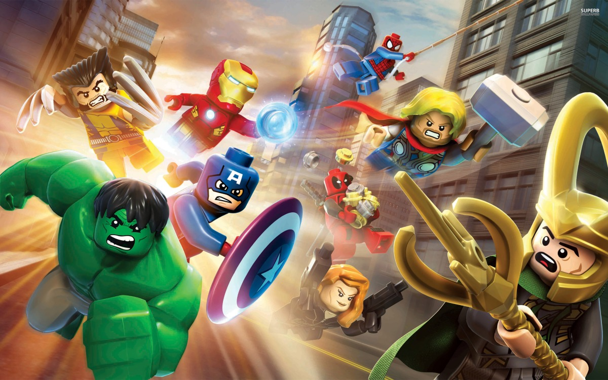 The Web? Yeah, It's a Job and a Hobby' - Lego Marvel Super Heroes - The Faceless Librarian